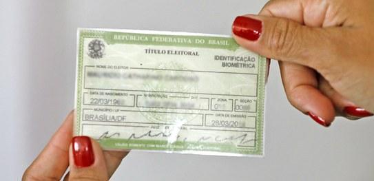 Mais de 2,4 milhões de títulos de eleitor foram cancelados pela Justiça Eleitoral