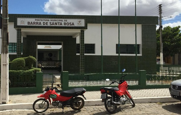 Barra de Santa Rosa - projeto Realidade Municipal