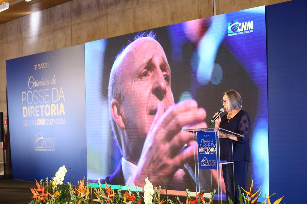 Marck Castro/Agência CNM