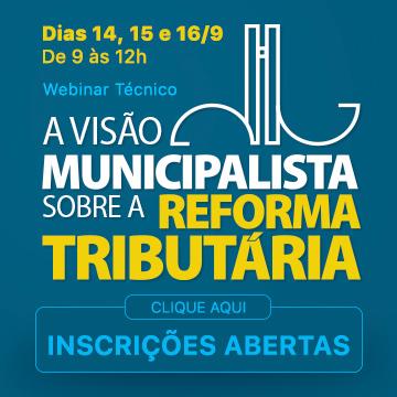 Banner Fique Por Dentro Reforma Tributaria