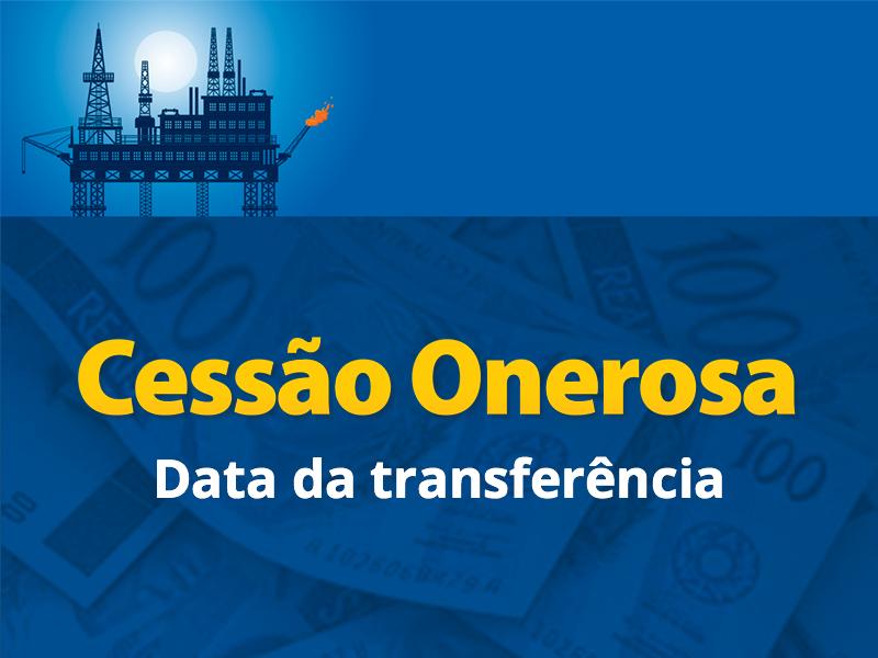cessao onerosa data transferencia