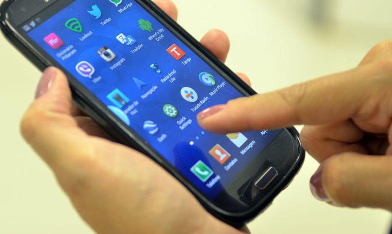 smartphone EBC