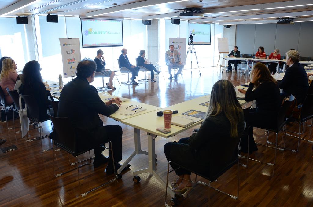 Representantes de diversas localidades do mundo debatem sobre implementação do ODS