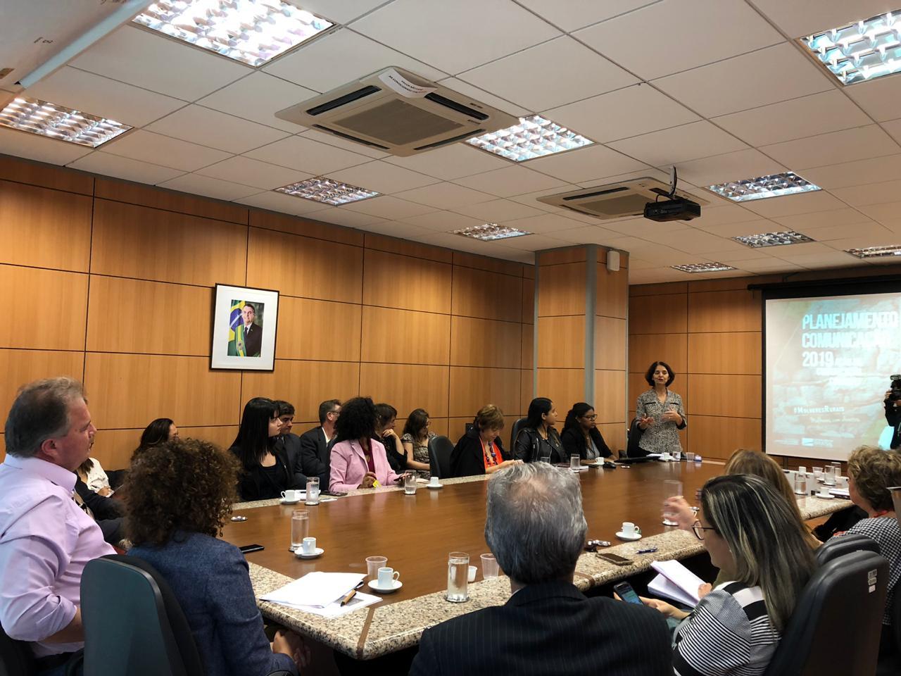 4ª edição da campanha #MulheresRurais, Mulheres com Direitos é lançada