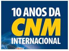 Lançada revista em celebração dos dez anos da CNM Internacional