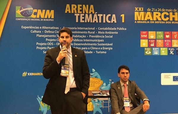 Arena apresenta cinco principais demandas para Desenvolvimento Territorial