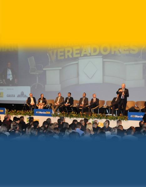 Fortalecimento da relação entre Legislativo e Executivo municipal é destaque de Fórum de Vereadores