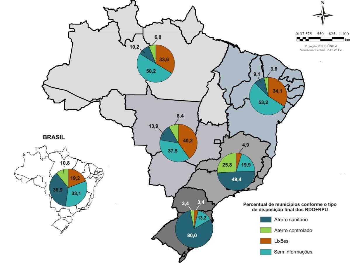 Ministério do Desenvolvimento Regional publica diagnósticos do saneamento no Brasil
