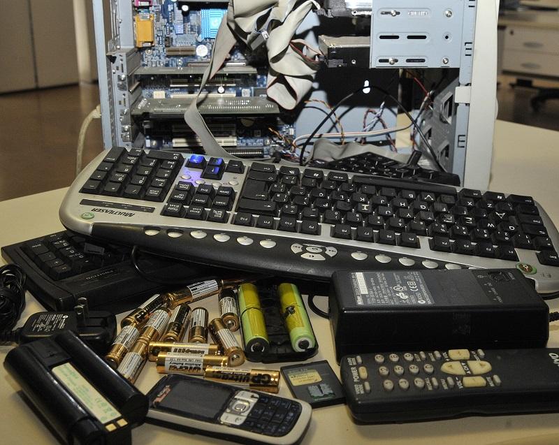 RN sanciona lei de logística reversa de pilhas, baterias e eletrônicos de pequeno porte