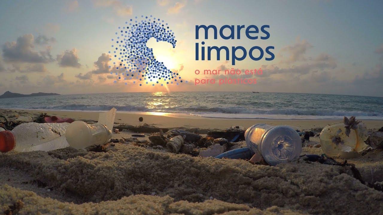 Campanha Mares Limpos propõe ações nas praias durante esta semana