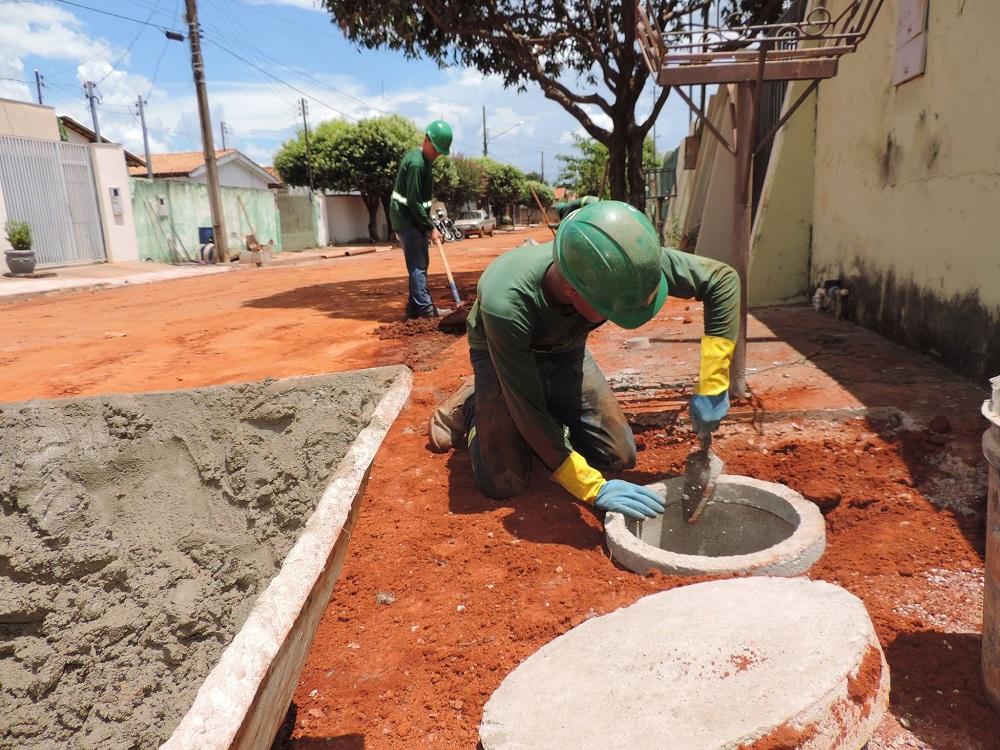 Ascom/Serviço de Saneamento Ambiental de Rondonópolis – Sanear