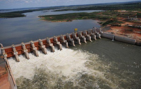 municipio afetado por hidreletrica Senado
