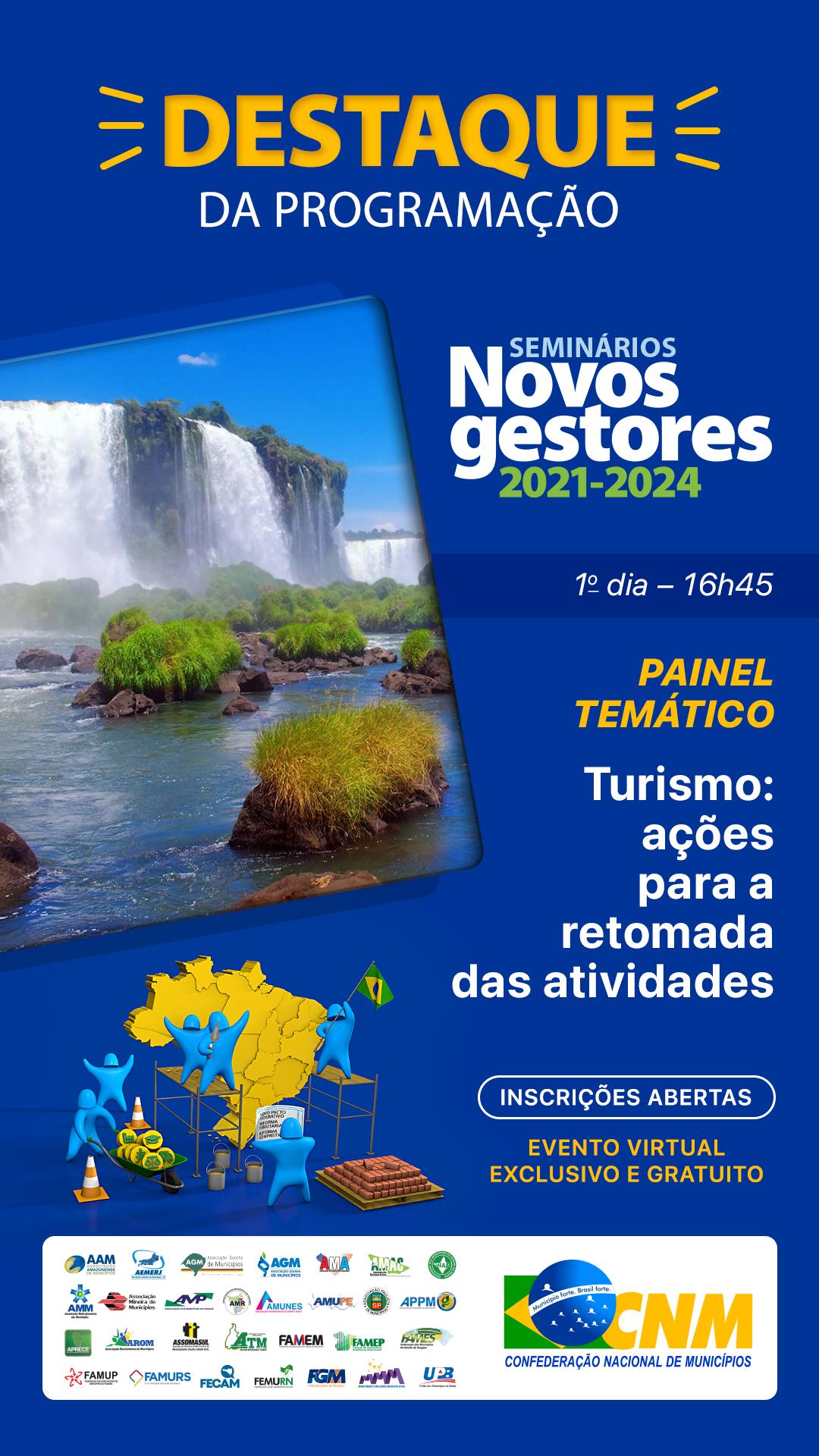 07012021 NovosGestores Turismo