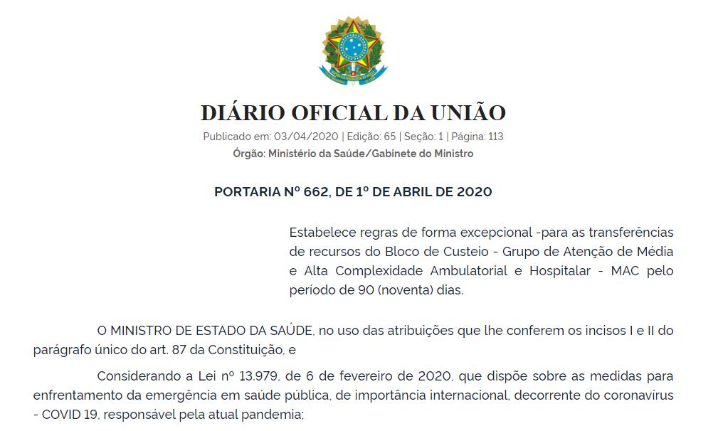 06042020 Diario Saude