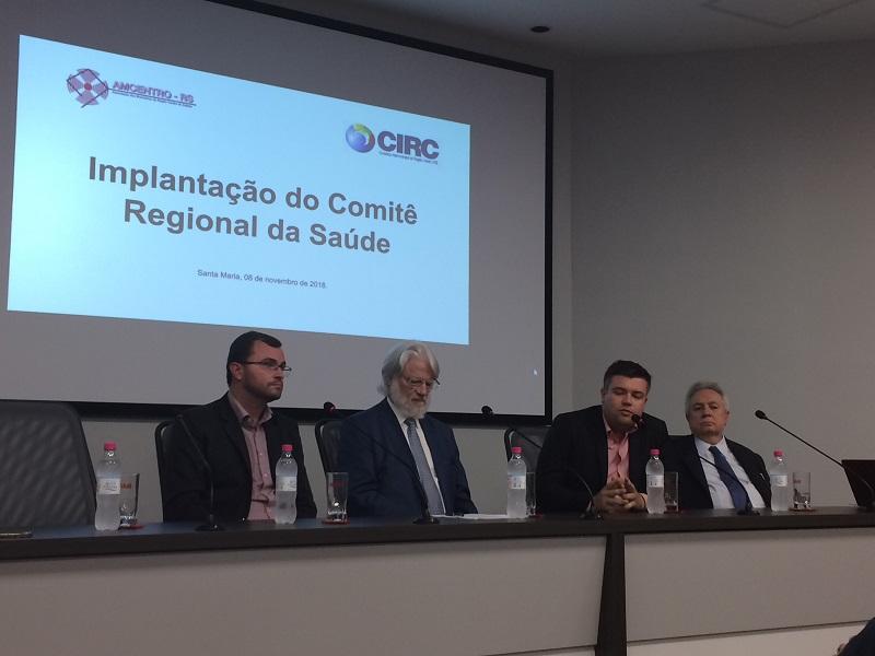 CNM acompanha instalação do primeiro comitê regional sobre judicialização da saúde