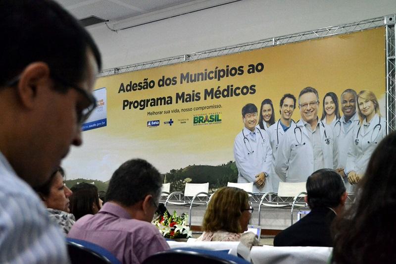 Ministério da Saúde pode rever distribuição dos médicos entre Municípios
