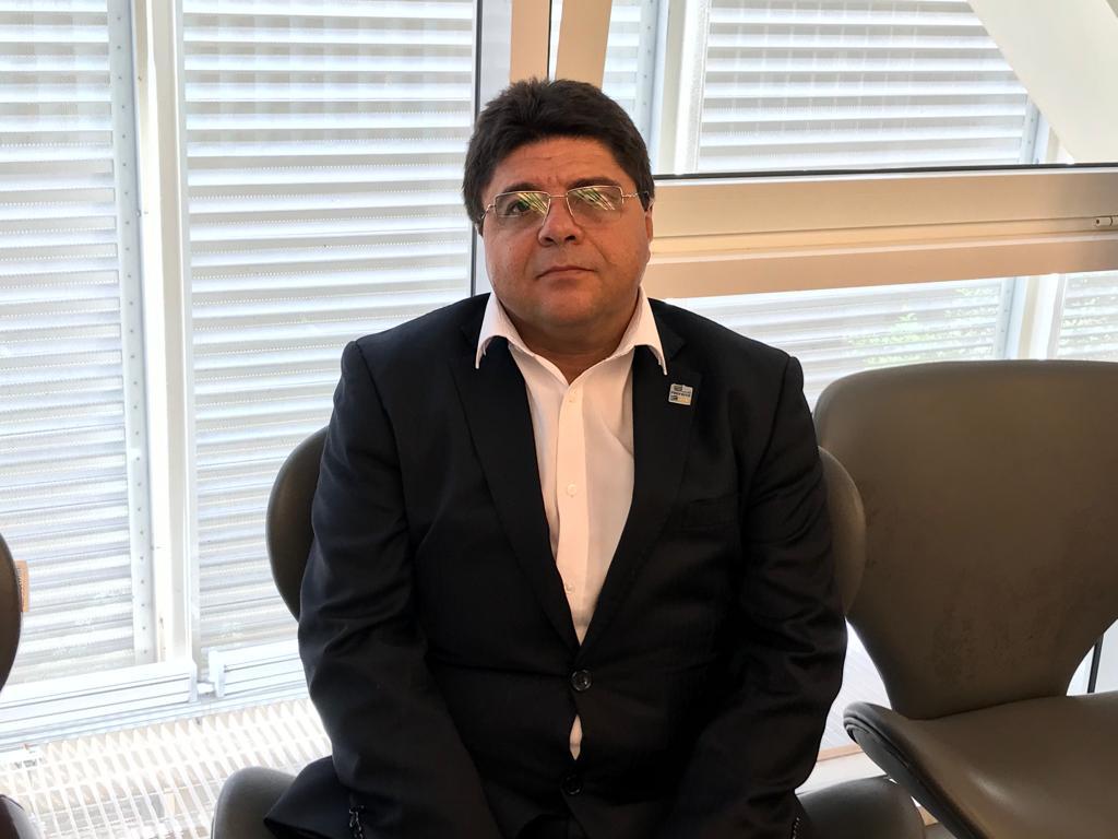 11112019 prefeito de Ibiraguba PE Sandro Arandas