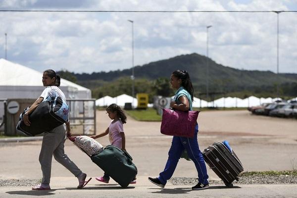 Imigrantes - Foto: Marcelo Camargo/ Agência Brasil