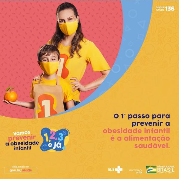 18102021 campanha proteja obesidade infantil