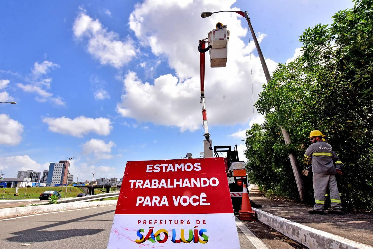 A. Baeta/Ag. Sao Luis