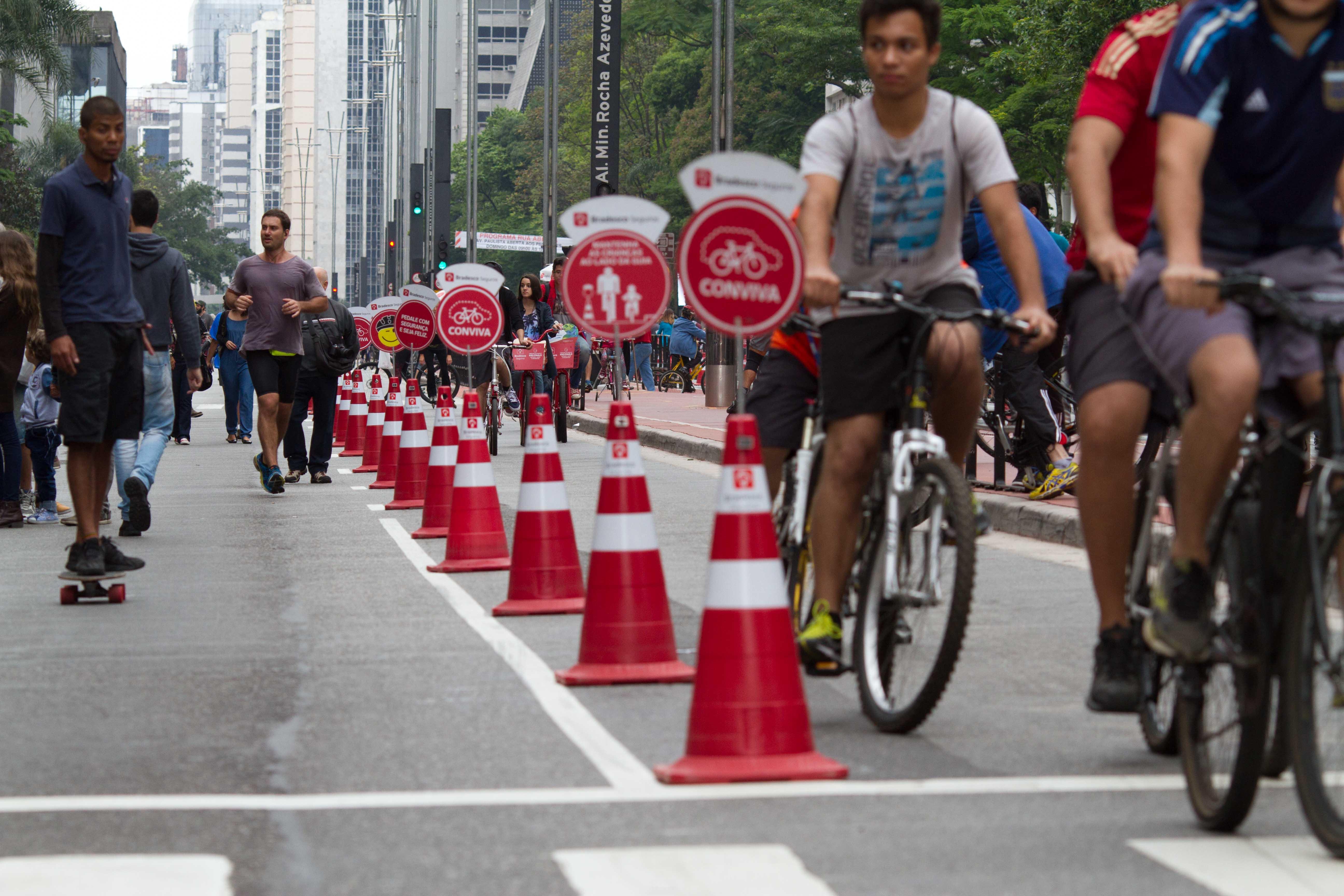 06032019 pedestres e ciclistas Daniel Mello Ag Brasil