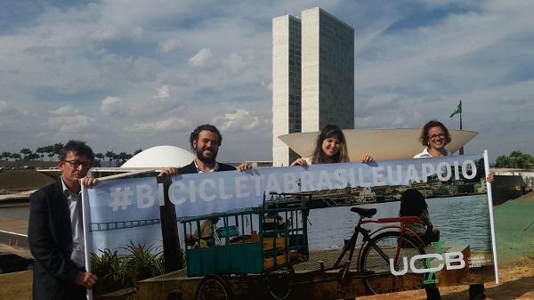 Programa Bicicleta Brasil é aprovado no Senado; CNM e UCB trabalharam pelo avanço do projeto