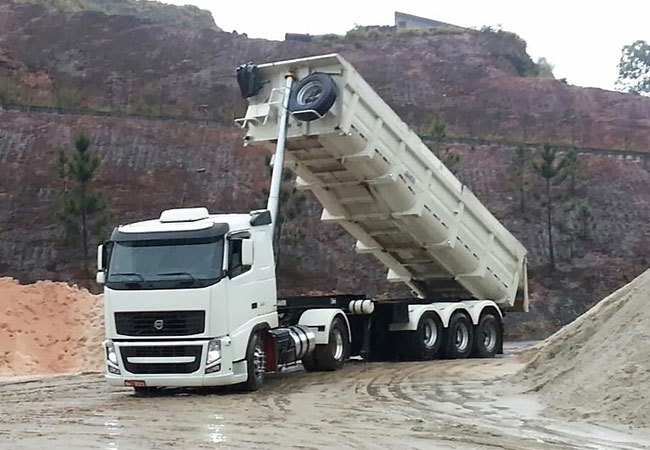 CNM consegue adiar prazo para o dispositivo de segurança dos caminhões basculantes