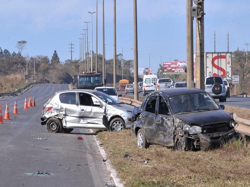 Mortes provocadas por acidentes nas rodovias federais no Natal cai 30%