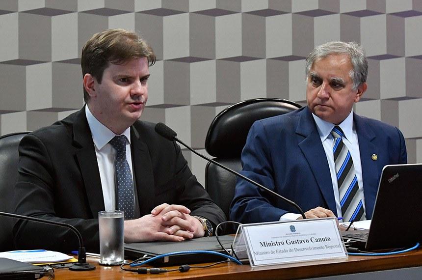 Geraldo Magela/ Ag. Senado