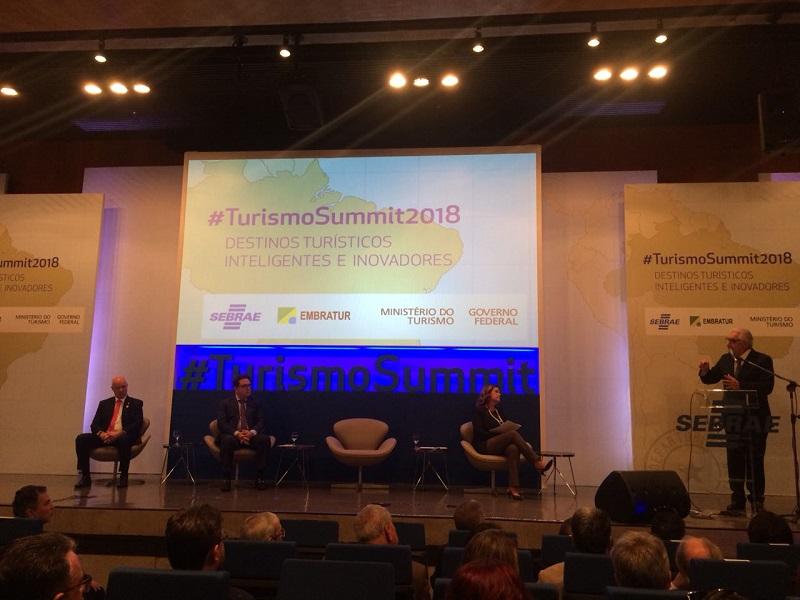 CNM participa de debate sobre mudanças tecnológicas no turismo