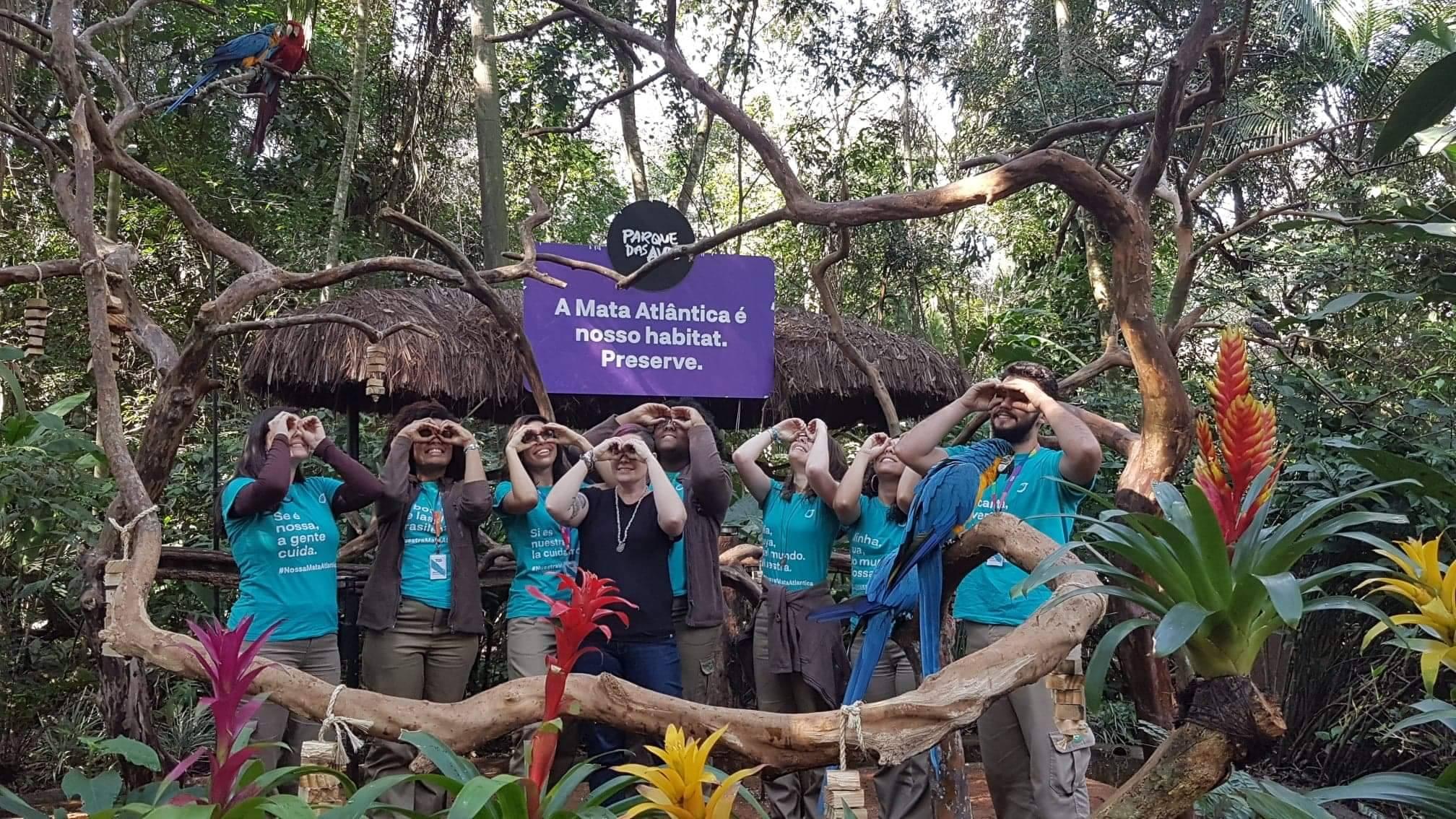 Parque das Aves Divulgacao