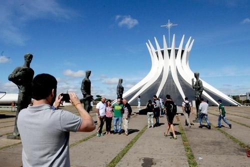 8º Fórum Mundial da Água: Brasília recebe turistas de mais de 150 países